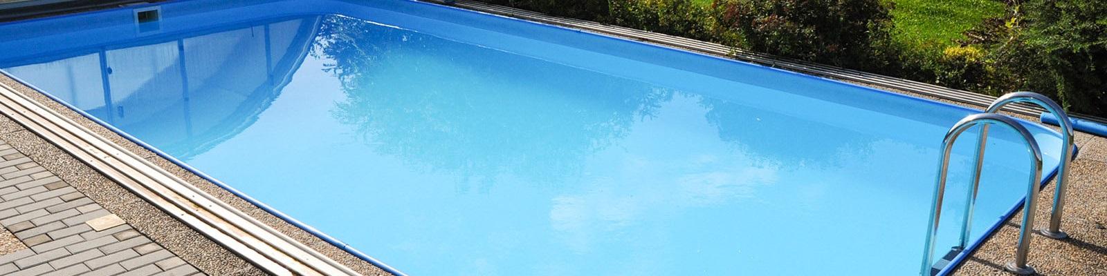 Čistý bazén díky NANO ochraně